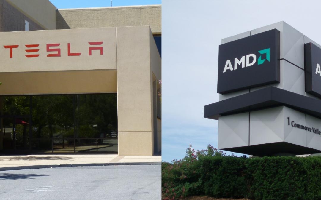 Qué Significa Un Posible Acuerdo AMD-Tesla Para Nvidia