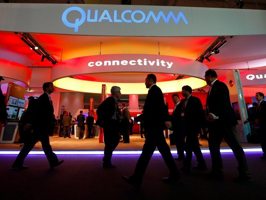 El proveedor de chips para teléfonos inteligentes Qualcomm Inc