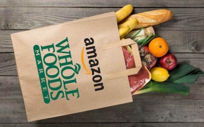 Amazon Ajusta los Precios de los Alimentos Enteros Hasta un 43% el Primer Día