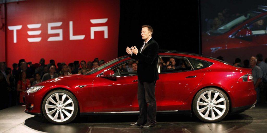Tesla y Elon Musk