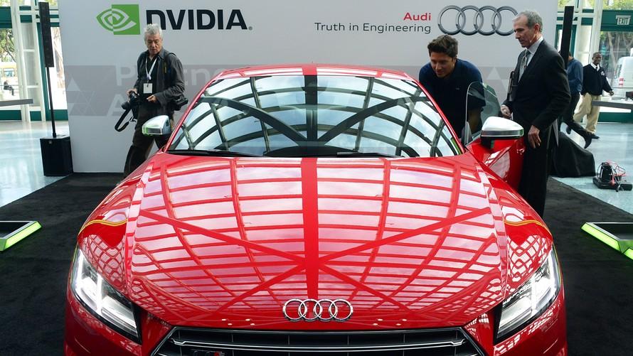 NVIDIA Presenta Su Nueva Plataforma Para Automóviles Totalmente Autónomos