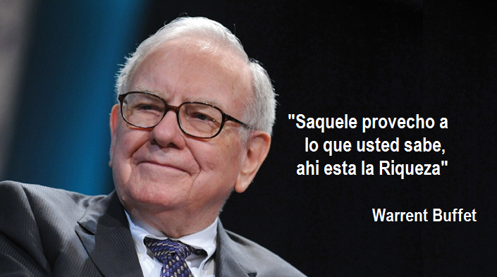 En que invertir: El Tao de Warren Buffet